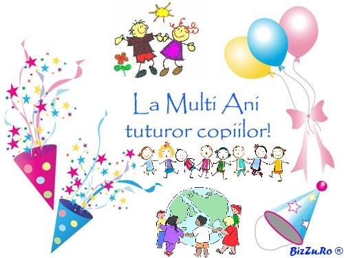 1 Iunie Ziua Internaţională A Copiilor Biblioteca Comunala Deleni